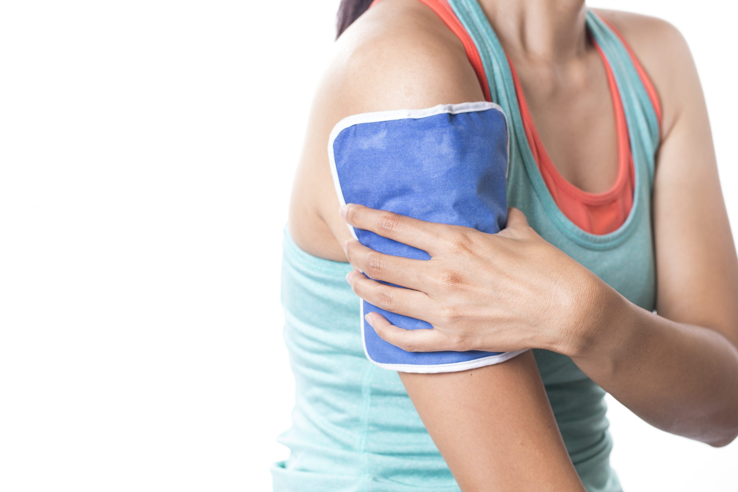 Heat or Ice pack for Injury